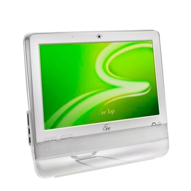 All-in-One Touchscreen second hand ASUS Eee Top ET1602, Intel Atom N270, 15.6 inch, Webcam
