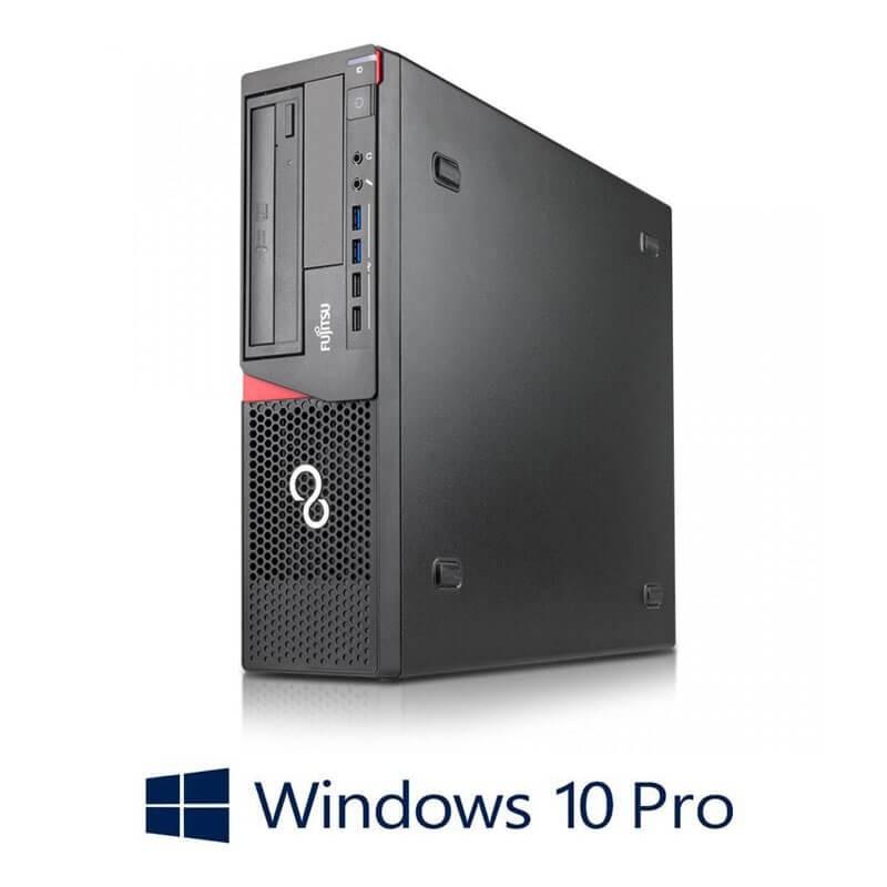 Calculatoare Fujitsu ESPRIMO E920, Quad Core i5-4570, 240GB SSD NOU, Win 10 Pro