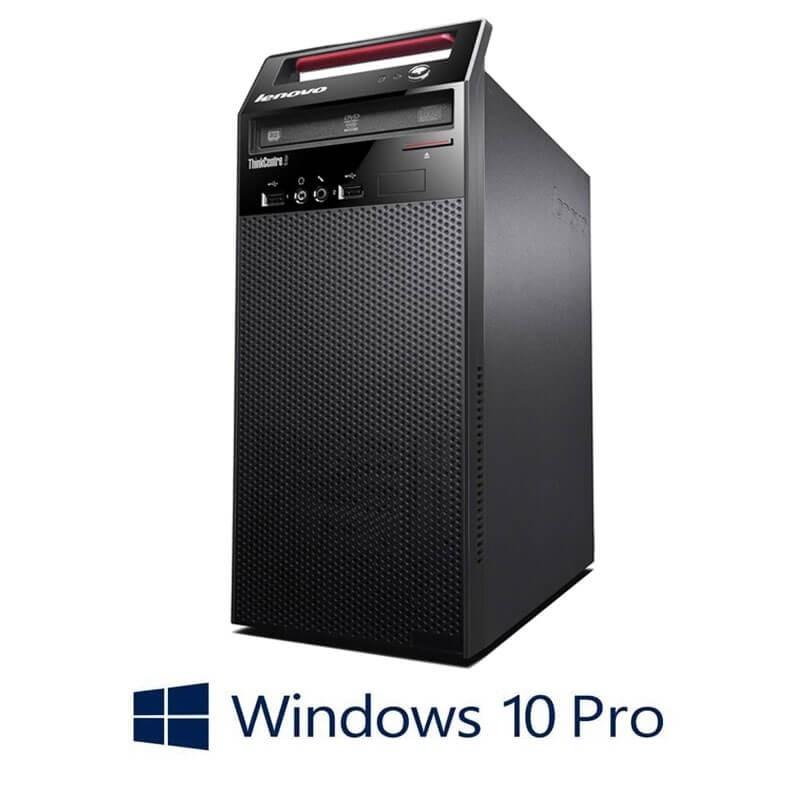 Calculatoare Lenovo Thinkcentre Edge 72, Quad Core i5-3470, 120GB SSD, Win 10 Pro