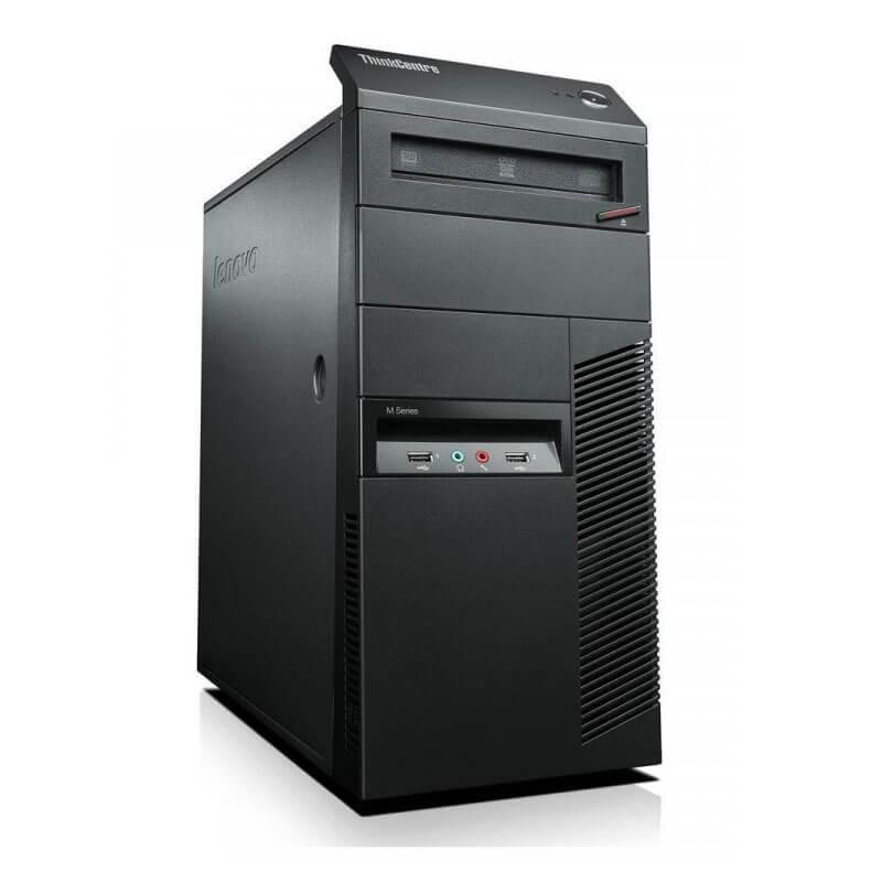 Calculatoare SH Lenovo ThinkCentre M91p, Core i5-2400