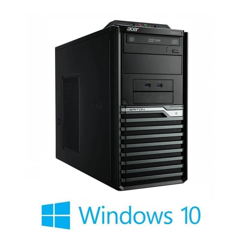 Calculator Acer Veriton M4620G, Intel Core G2130, Windows 10 Home