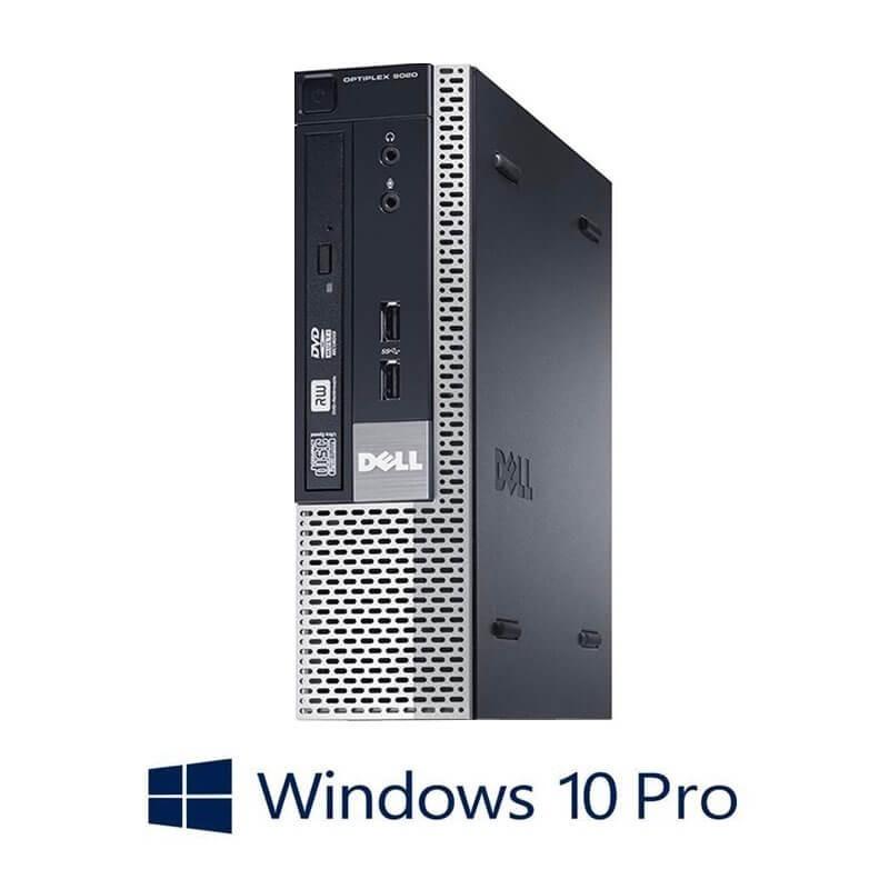 Calculator Dell OptiPlex 9020 USFF, i3-4130, Win 10 Pro