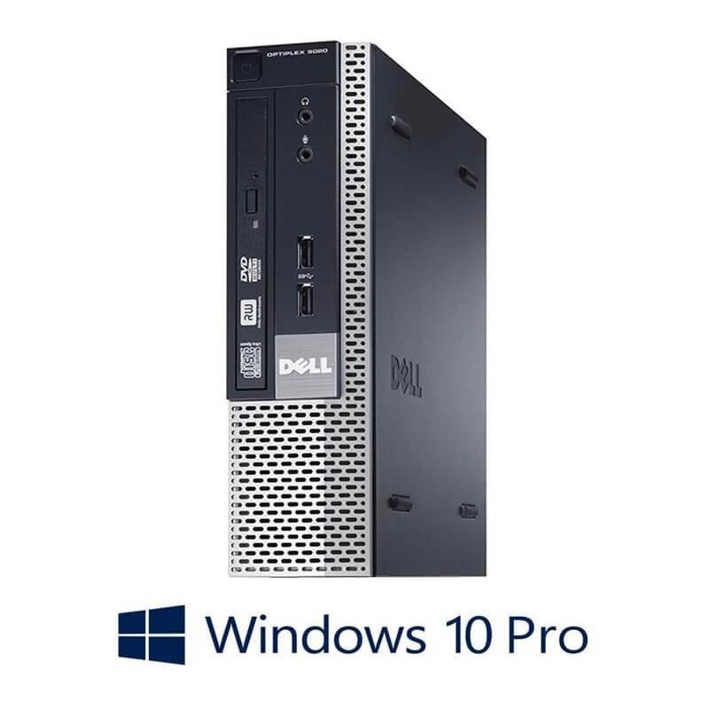 Calculator Dell OptiPlex 9020 USFF, i5-4570S, Win 10 Pro