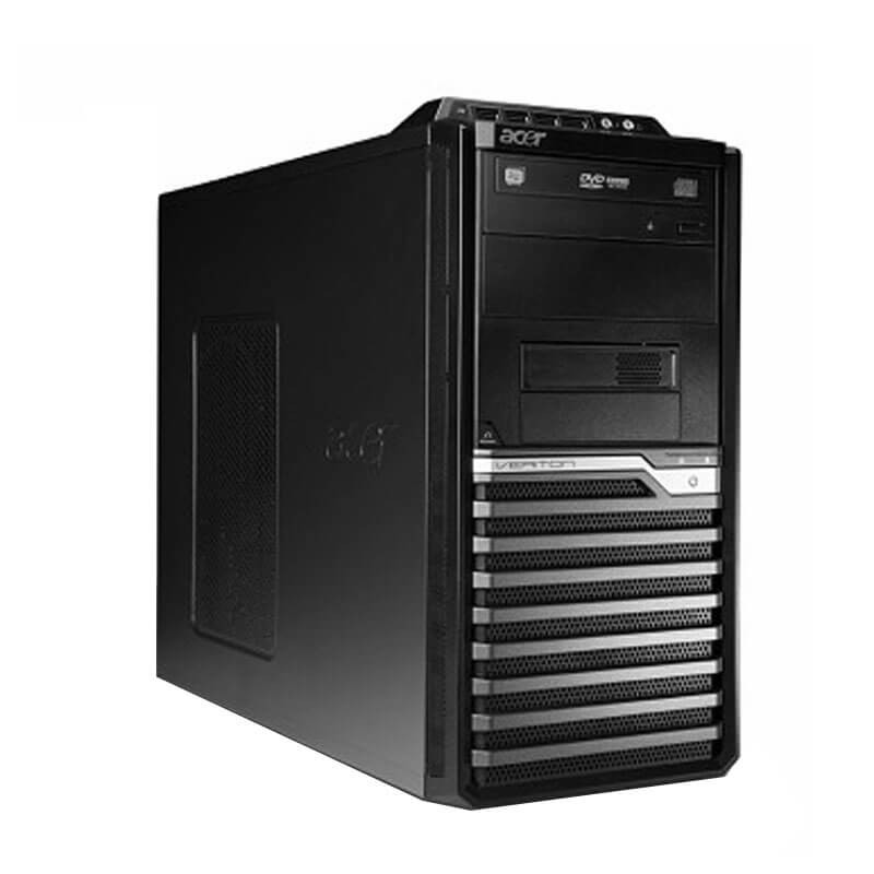 Calculator second hand Acer Veriton M490G MT, Intel Core i3-550, AMD Radeon HD7350 1GB
