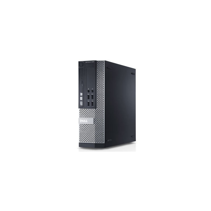 Calculator second hand Dell OptiPlex 9020 SFF, Quad Core i5-4570 Gen 4