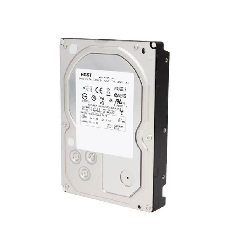 HDD HGST HUS724020ALS640 2TB SAS 6Gbps 3.5 inch, 64 Mb Cache