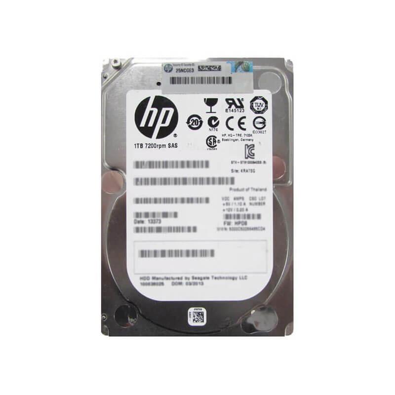 HDD HP 727397-001 1TB SAS 6Gbps 7200RPM 2.5 inch