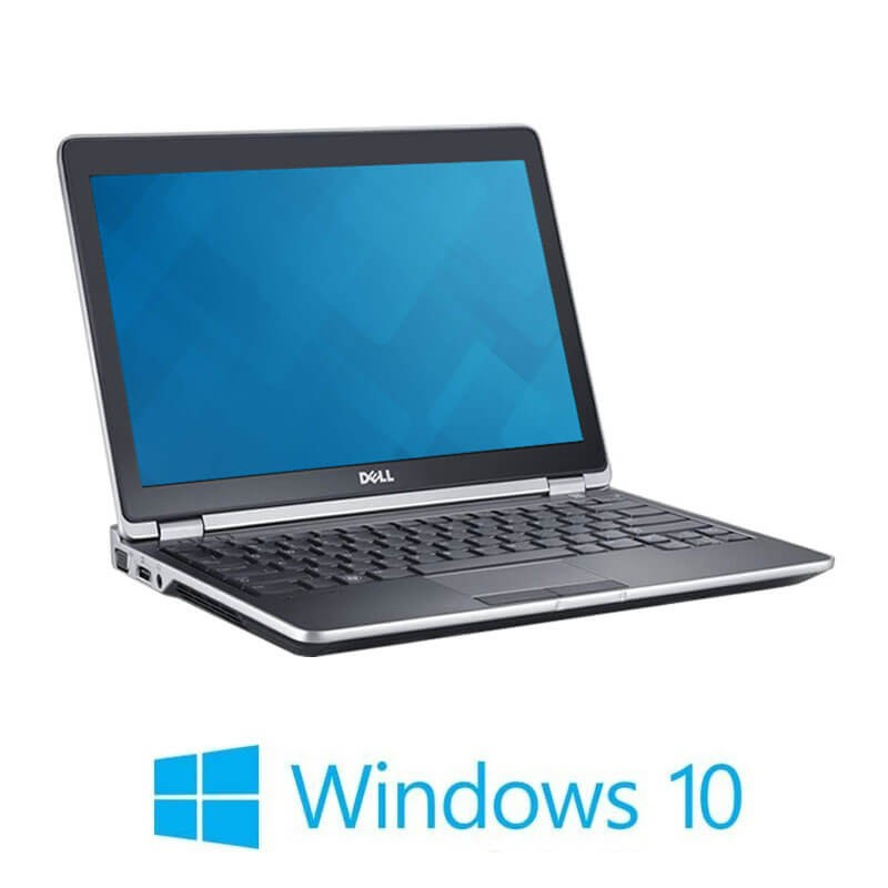 Laptop Dell Latitude E6230, i5-3380M, 128GB SSD mSATA, Webcam, Win 10 Home