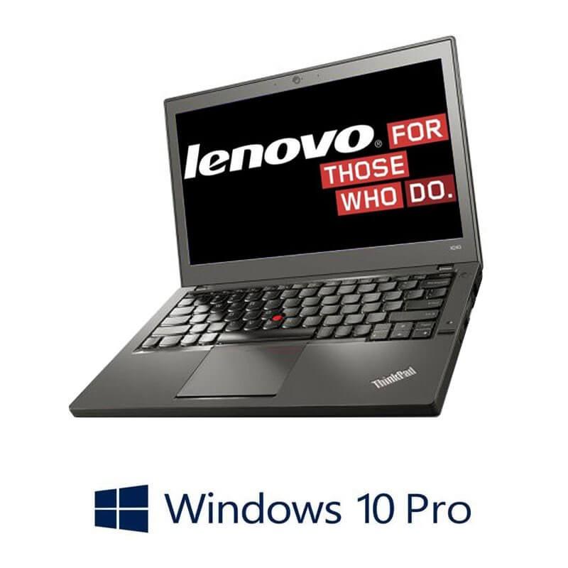 Laptop Lenovo ThinkPad X260, i5-6200U, DDR4, Webcam, Win 10 Pro