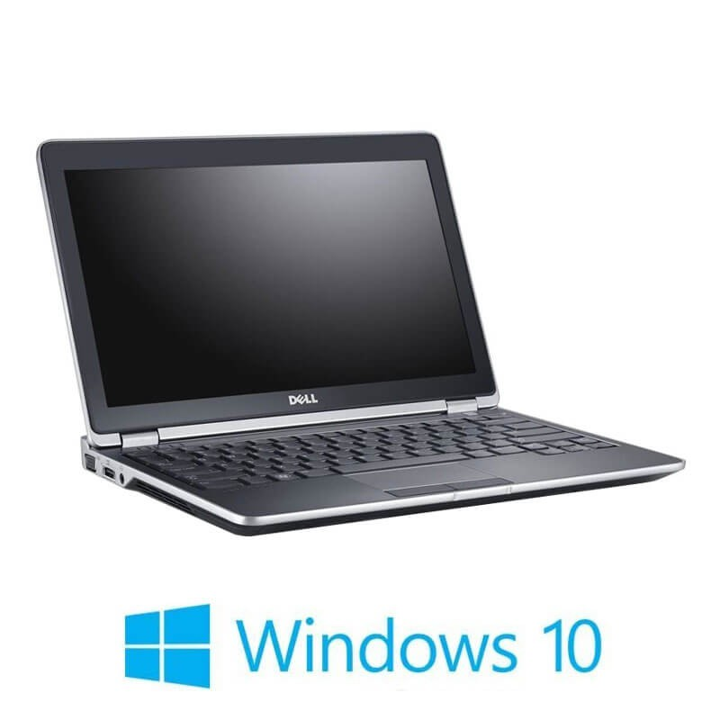 Laptopuri Dell Latitude E6230, i5-3320M, 8GB DDR3, 128GB SSD, Webcam, Win 10 Home