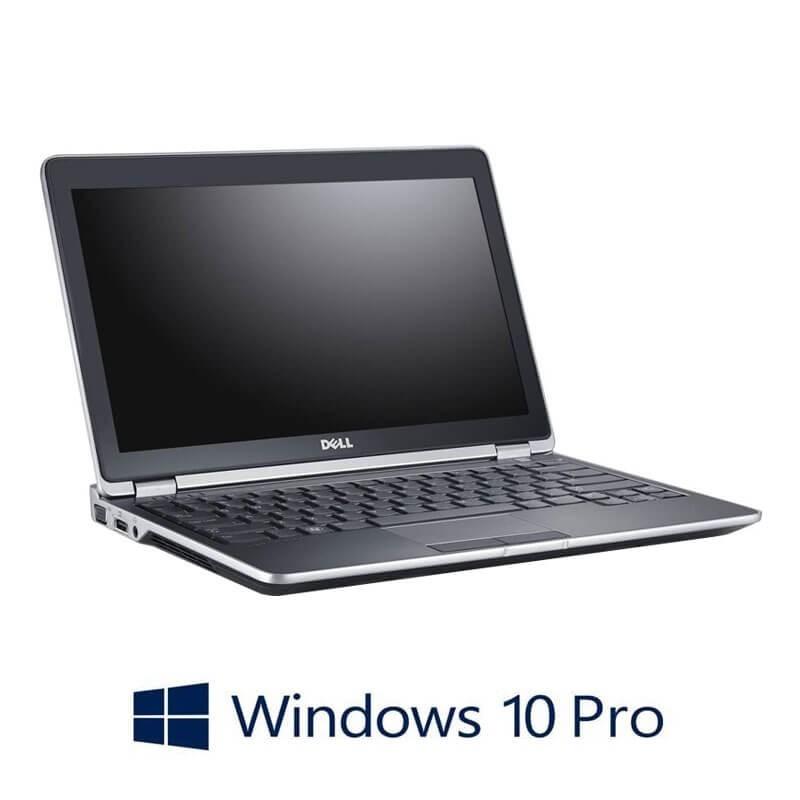 Laptopuri Dell Latitude E6230, i5-3320M, 8GB DDR3, 128GB SSD, Webcam, Win 10 Pro