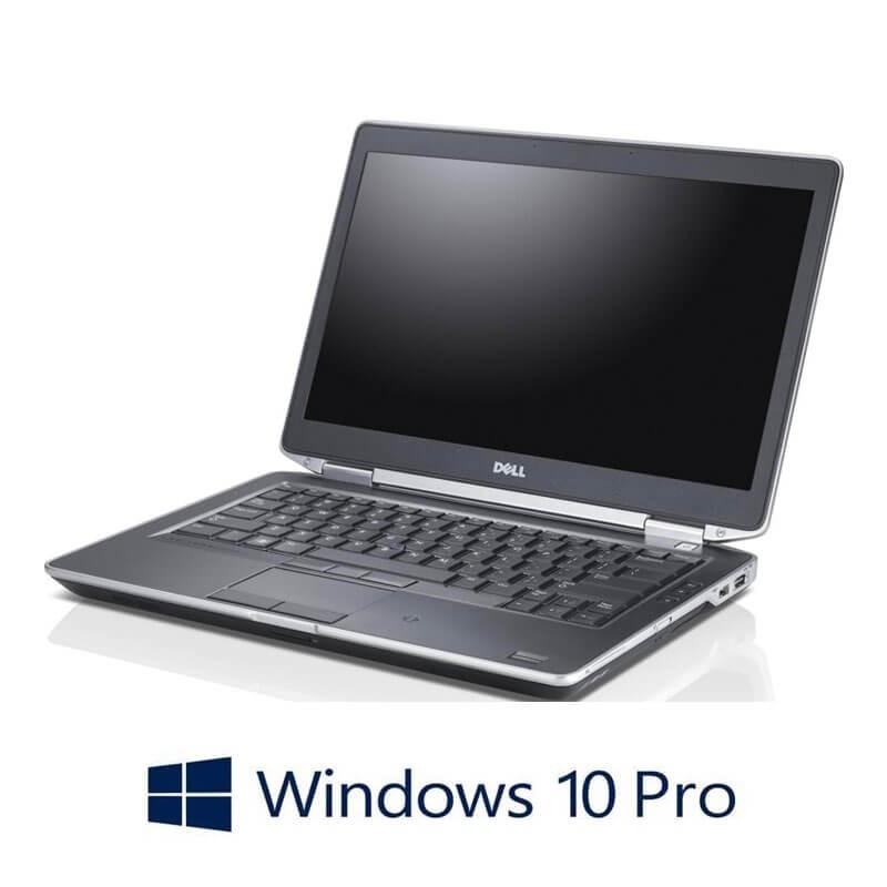 Laptopuri Dell Latitude E6420, Intel Core i3-2330M, Windows 10 Pro