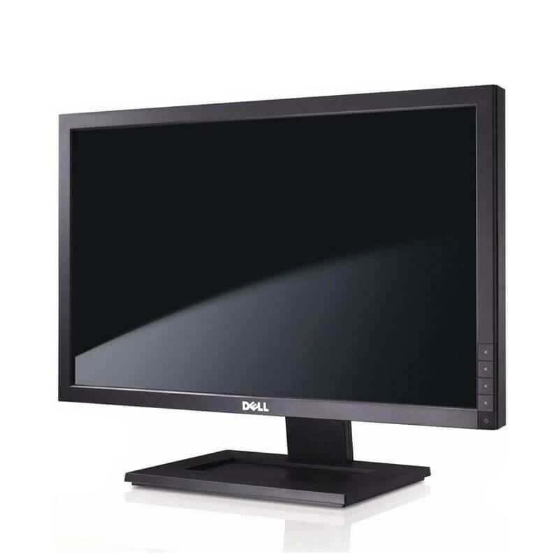 Monitor LCD Dell E2210f, 22 inci WideScreen