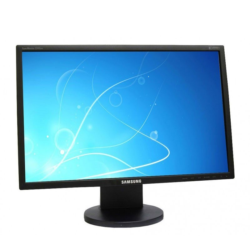 Monitor LCD Samsung SyncMaster 2243BW, 22 inci, Wide