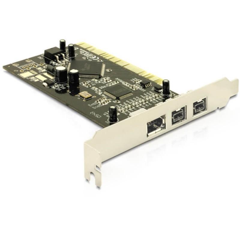 Placa Adaptoare SH PCI-Firewire Delock 89106