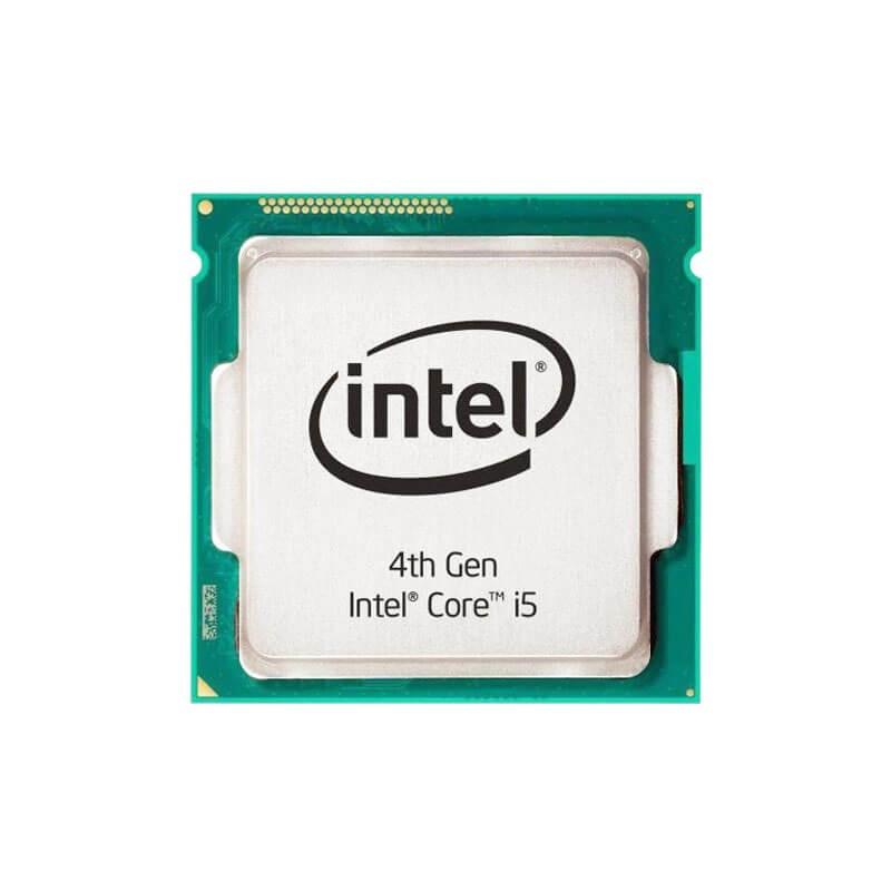 Procesoare Intel Quad Core i5-4590S, 3.00GHz, 6MB Smart Cache