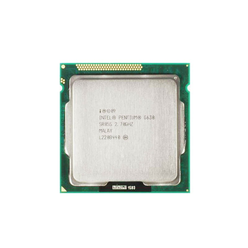 Procesoare Refurbished Intel Pentium Dual Core G630, 2.70GHz, 3Mb Cache