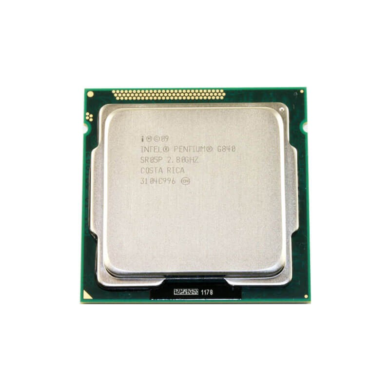 Procesoare Refurbished Intel Pentium Dual Core G840, 2.80GHz, 3Mb Cache