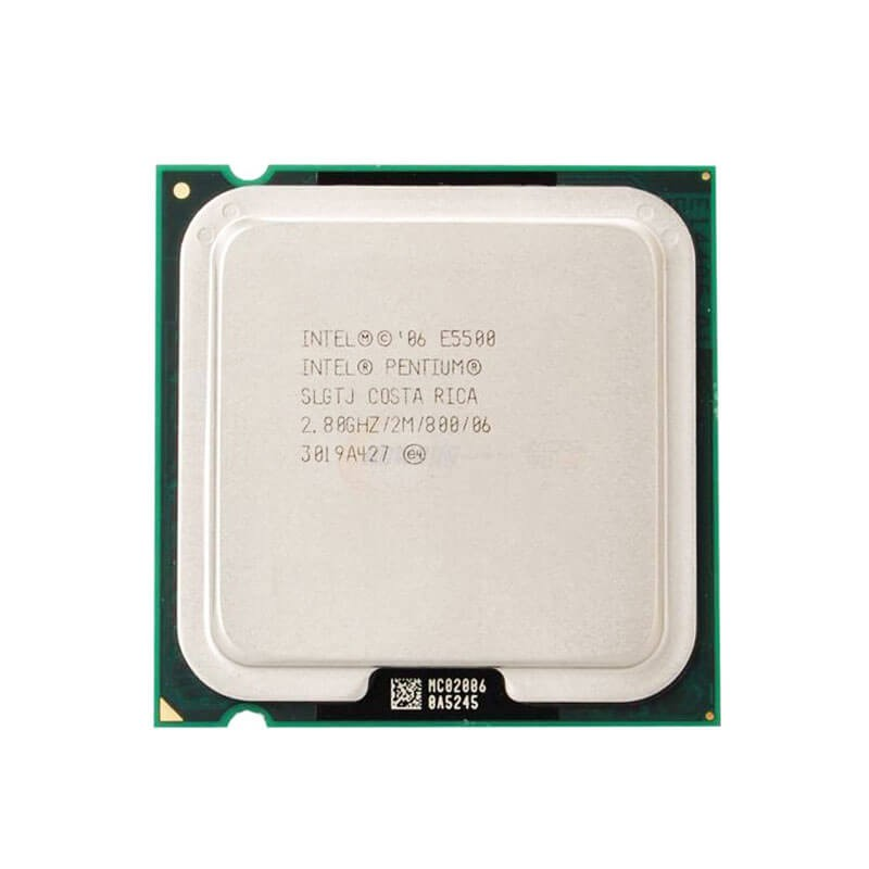 Procesoare Refurbished Intel Pentium E5500, 2.80GHz, 2Mb Cache