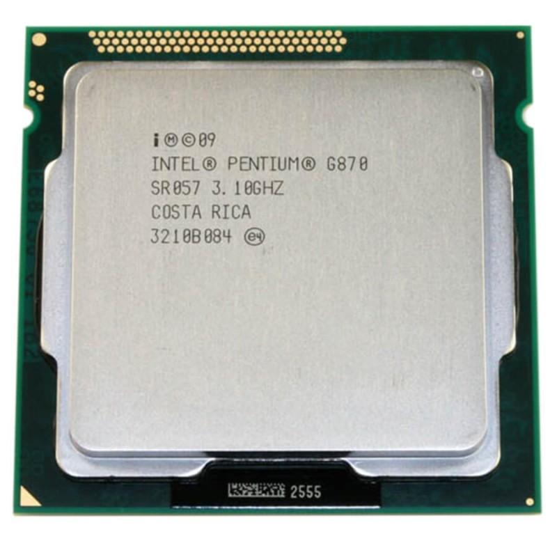 Procesoare SH Intel Pentium G870, 3M Cache, 3.10 GHz