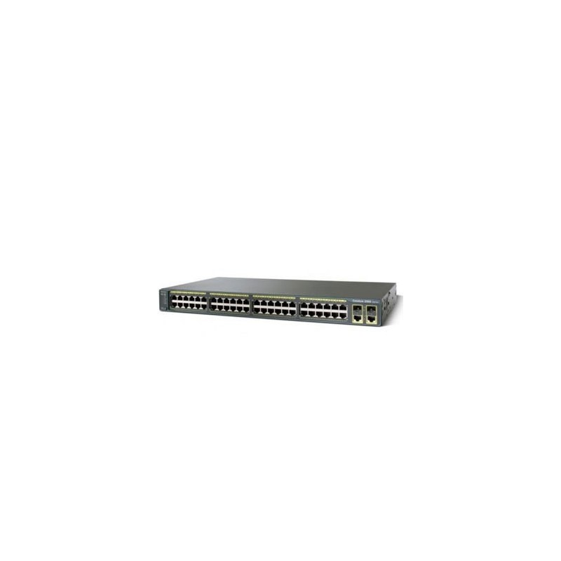 Switch SH Cisco Catalyst WS-C2960-48TC-L